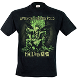 Avenged Sevenfold - En Vie Black T-shirt