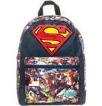 Superman Backpack  - Big Logo