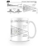 Star Wars Mug - Star Destroyer Sketch
