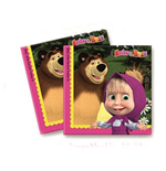 Masha and the Bear Parties Accessories 183853