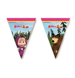 Masha and the Bear Parties Accessories 183857