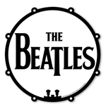 Beatles Mouse Pad - Drum