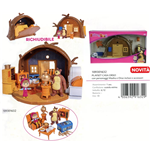 Masha and the Bear PlaySet