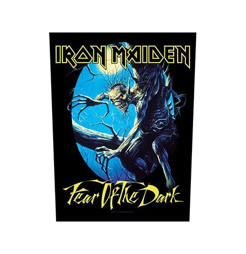 Iron Maiden Patch 184714