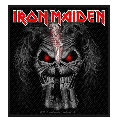 Iron Maiden Patch 184716