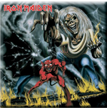 Iron Maiden Magnet - Number Of The Beast
