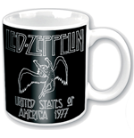 Led Zeppelin Mug - '77 Usa Tour