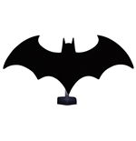 Batman Eclipse Light Bat Logo 17 cm