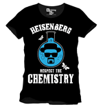 Breaking Bad T-Shirt Respect The Chemistry
