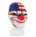 PAYDAY 2 Dallas 'Time to Make That Money' Vinyl Face Mask and Head Backstrap