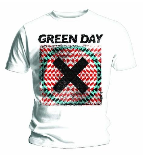 Green Day Men's Tee: Xllusion