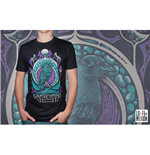 Graveyard Men's Tee: 2 Headed Bird