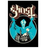 Ghost Large Textile Poster: Opus Eponymous