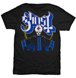 Ghost Men's Tee: Papa & Band