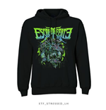 Escape the Fate Men's Hooded Top: Stressed