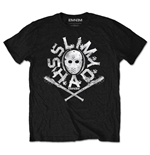 Eminem Men's Tee: Shady Mask