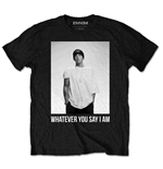 Eminem Men's Tee: Whatever