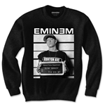 Eminem Men's Sweatshirt: Arrest
