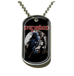 Disturbed Dog Tags: Reaper
