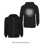 Bring me the Horizon Men's Hooded Top: Flower of Life