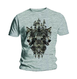 Bring me the Horizon Men's Tee: Wolven Grey Marl