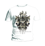 Bring me the Horizon Men's Tee: Wolven Version 2'