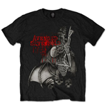 Avenged Sevenfold Men's Tee: Spine Climber