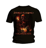 Avenged Sevenfold Men's Tee: Inner Rage