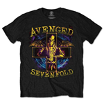 Avenged Sevenfold Men's Tee: Stellar