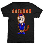 Anthrax Men's Tee: TNT Cover