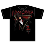 Alice Cooper Men's Tee: Welcome to my Nightmare