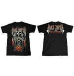 Alice Cooper Men's Back Print Tee: I am Halloween