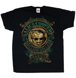Alice Cooper Youth's Tee: Billion Dollar Baby