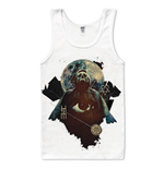 HIM Women's Vest Tee: Death Colour