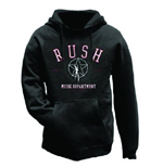 Rush Men's Hooded Top: Department