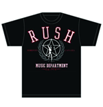 Rush Men's Tee: Department