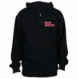 Iron Maiden Men's Hooded Top: No Prayer