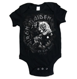 Iron Maiden Baby Grow: Number of the Beast