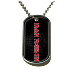 Iron Maiden Dog Tags: Logo