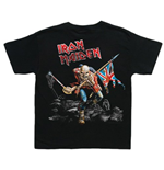 Iron Maiden Toddler's Tee: Trooper