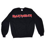 Iron Maiden Men's Sweatshirt: Logo