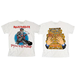 Iron Maiden Men's Back Print Tee: Chicago Mutants