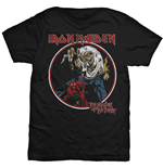 Iron Maiden Men's Tee: Number of the Beast
