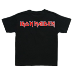 Iron Maiden Toddler's Tee: Logo