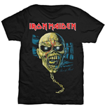 Iron Maiden Men's Tee: Piece of Mind