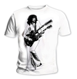 Jimmy Page Men's Tee: Urban Image