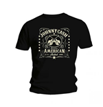 Johnny Cash Men's Tee: American Rebel
