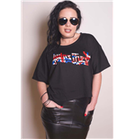 Judas Priest Women's Fashion Tee: Union