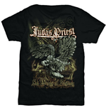 Judas Priest Men's Tee: Sad Wings