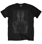 Tupac Men's Tee: Trust no one
